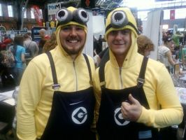 Minions by TommEdge4Life