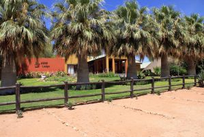 Auob Country Lodge, Namibia 27 by ElSpaZo