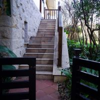 Villa stairs by Jerry-she