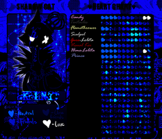 King heart chart by Lokymew