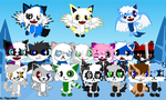 my all characters by flippywhist