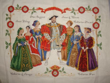 Henry the VIII by marquita46