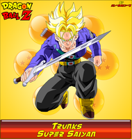 DBZ-Trunks_SSJ_V2 by el-maky-z