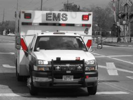 Ambulance by mrweisel