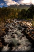Back Woods Creek by JoeJoeBob