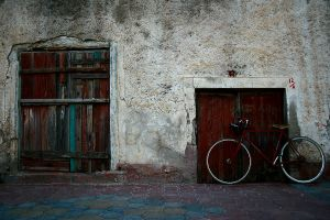 Red Bicycle by featKae