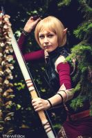 Sera - Dragon Age cosplay by emmabellish