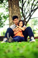 Dodit and Intan 02 by powerlogical