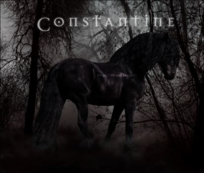 Constantine by wingsey