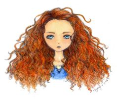 Merida by ShadowSeason
