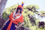 .:Sinbad:. Magi: the Labyrinth of Magic:. by Manon-Blutsanguen