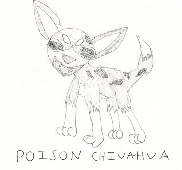 Poison Chihuahua by answertolifeis42