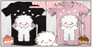 Mop Tshirt by SqueakyToybox