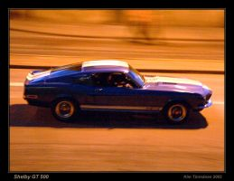 Shelby gt 500 by cemosoft