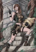 Tomb Raider by Slayer-Sango