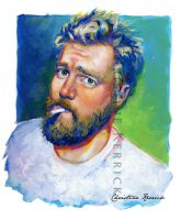 Ryan Dunn by christinekerrick