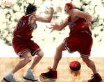 SlamDunk 276 - Epic Moment by HikariNoGiri