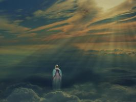 A Place In The Clouds by HAL-2oo6