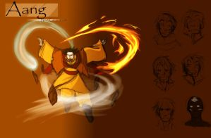 The rents-AANG by Mumy-chan