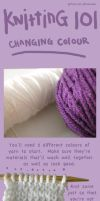 Knit tut : Changing Colours by Sphinx-of-Akhenaten