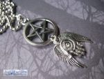 Castiel Perdition Necklace by SpellsNSpooks