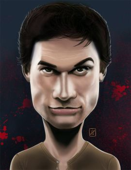 Dexter by JorgeFranco