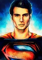 The Man of Steel by Haychel