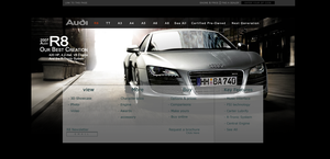 Audi Design by D3S-TrOY by webgraphix