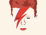 Ziggy Stardust by pinksaphires