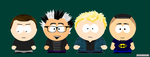 The Offspring SP style by Dinaton