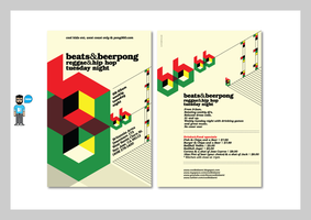 beats+beerpong_flier by B-positive