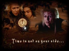 Time Labyrinth Wallpaper by Simply-Dreams