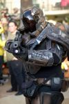Spartan III Supersoldier Cosplay by jamestheawesomepeach