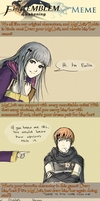 Fire Emblem Awakening Meme (Emilia's version) by Oviot