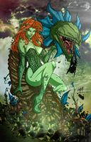 Jonboy's Poison Ivy by JusticeCho
