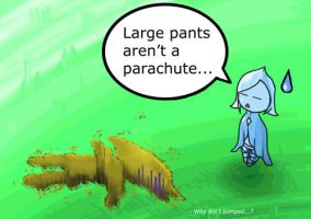 large pants? by Ga0