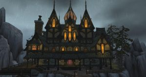 Gilneas 4 Graymane Manor by SegundaEtapa