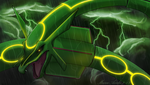 Rayquaza by Masae