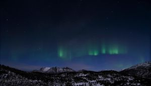 Northern Lights 2012 II by SindreAHN