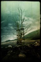 Return to Reason - caged tree by damnengine