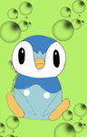 Piplup by Desart