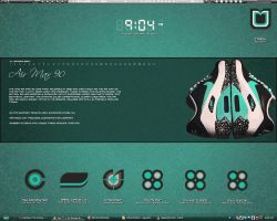 Custom Am 90 desktop animated by newone757