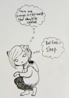ID for laziness by Selenere