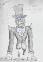 The Boogeyman - Concept by Kegrat