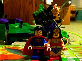 Lex Luthor Foiled by Janus3003
