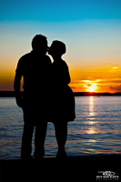 Courting Silhouettes by RuudPhotography