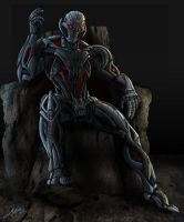 Ultron by Nytrone