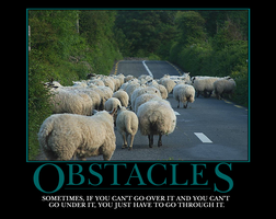 Obstacles by mercutio5905