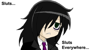 Tomoko-chan by darksage1331