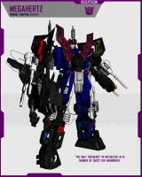 CYBERTRONIAN MEGAHERTZ by F-for-feasant-design
